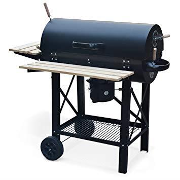 barbecue americain charbon de bois