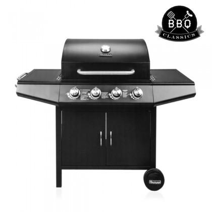 barbecue butane ou propane