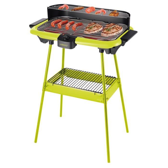 barbecue electrique sur pieds pas cher