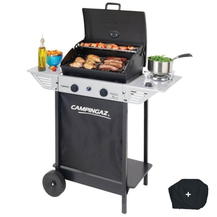 barbecue gaz plancha grill