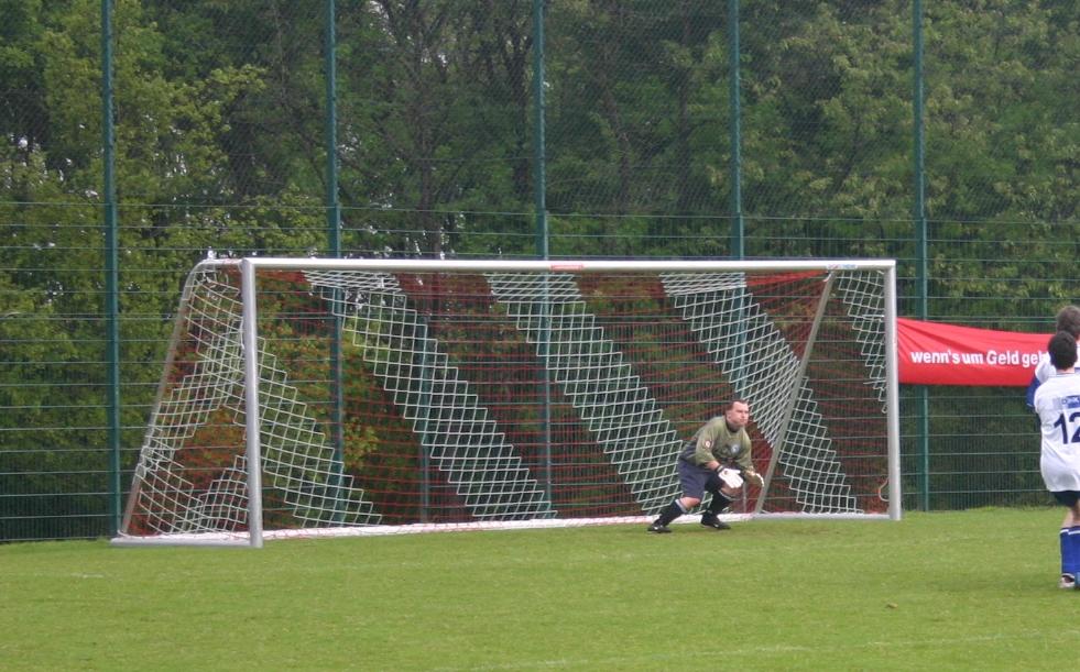 cage de football dimension