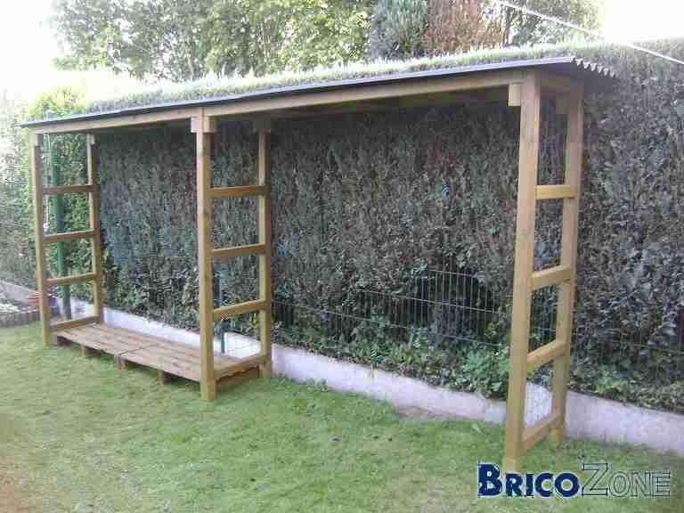 chauffage bois exterieur agencement de jardin aux. Black Bedroom Furniture Sets. Home Design Ideas