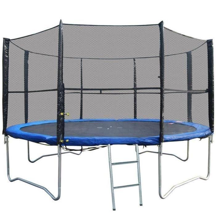 filet pour trampoline 6 poteaux