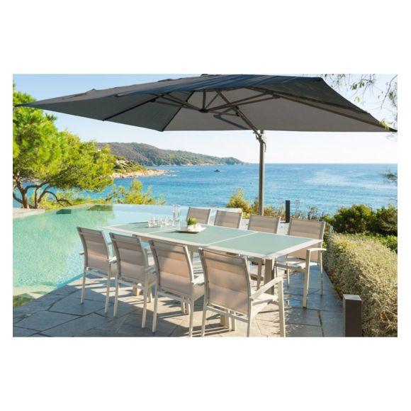 grand parasol pas cher agencement de jardin aux. Black Bedroom Furniture Sets. Home Design Ideas