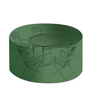 housse protection table jardin ronde