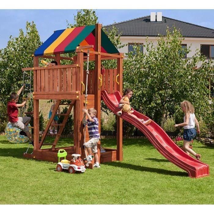 jeux pour enfants jardin