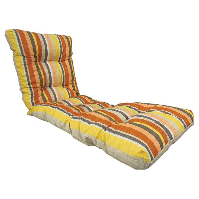 matelas chaise longue
