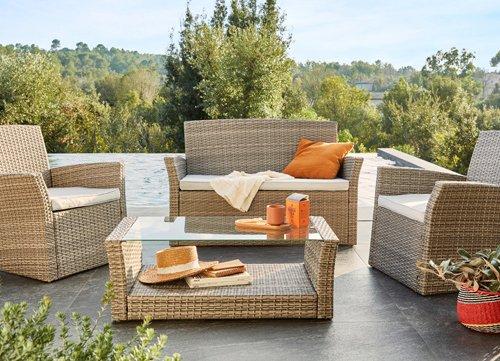 Meubles salon jardin agencement de jardin aux meilleurs prix - Agencement jardin ...