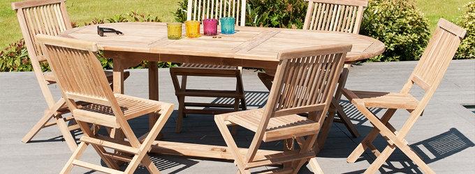 mobilier de jardin meubles