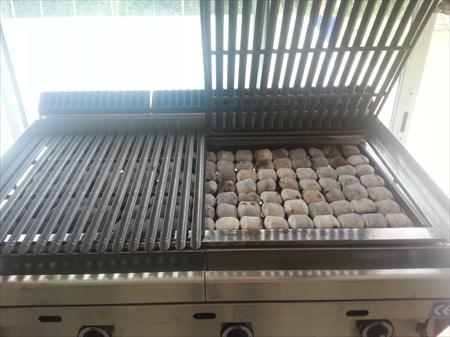 pierres volcaniques pour barbecue
