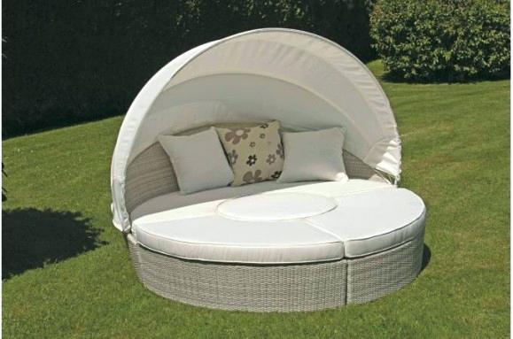 Best Salon De Jardin Lit Sofa Rond Pictures - House Design ...