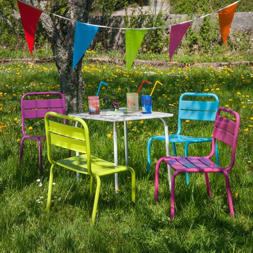 salon de jardin pour enfants - Agencement de jardin aux ...