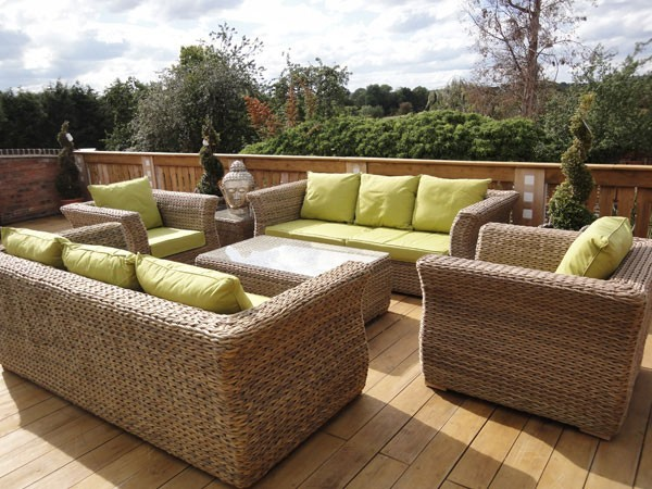 salon de jardin pour terrasse - Agencement de jardin aux ...