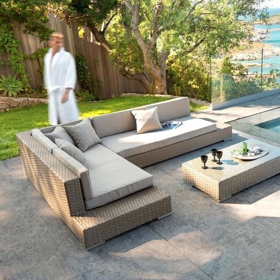 Salon de jardin resine tresse pas cher agencement de - Table de jardin tresse pas cher ...