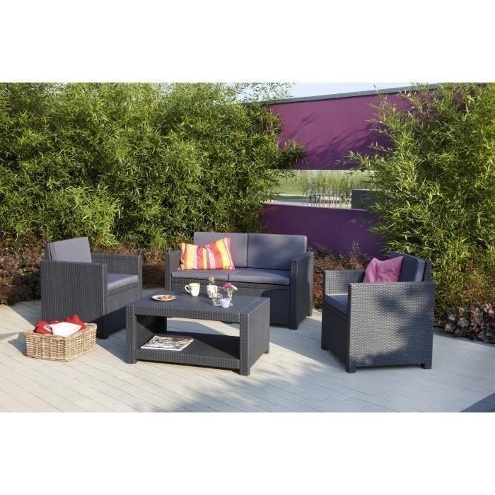 sofa exterieur pas cher agencement de jardin aux. Black Bedroom Furniture Sets. Home Design Ideas