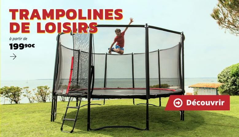 specialiste trampoline