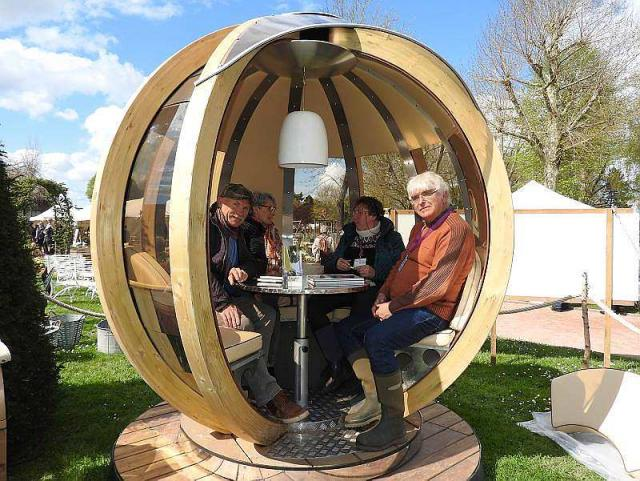 sphere de jardin - Agencement de jardin aux meilleurs prix