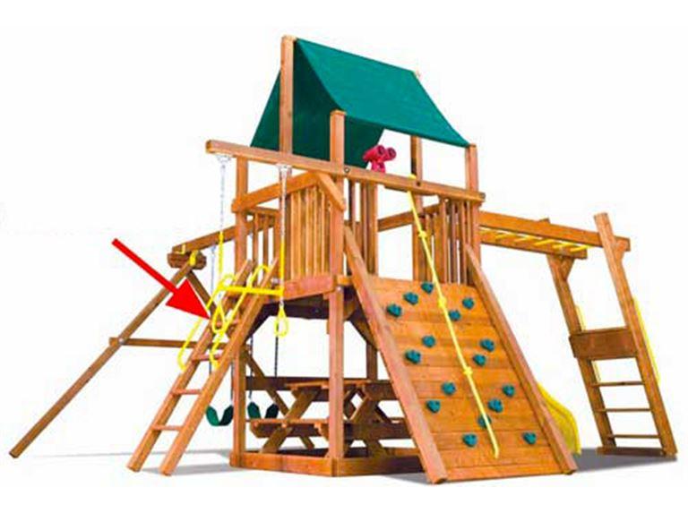 structure jeu exterieur