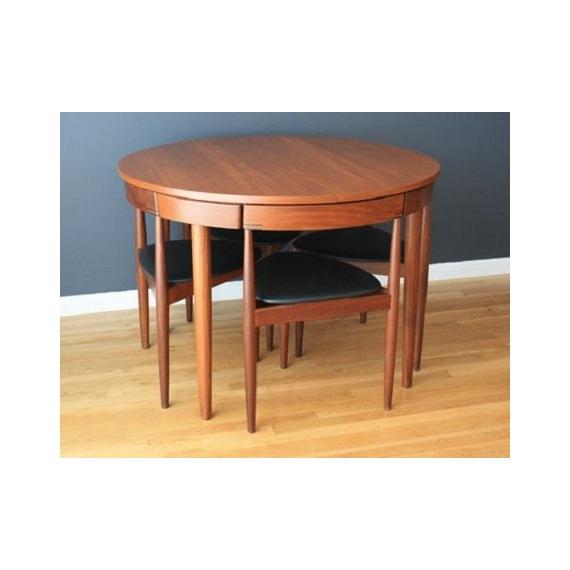 Table avec chaises integrees agencement de jardin aux - Table de cuisine pliante avec chaises integrees ...