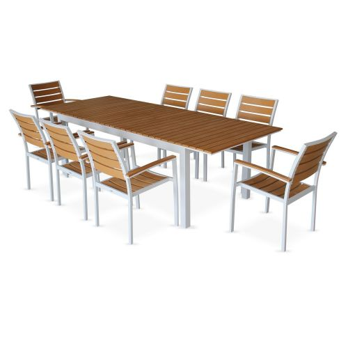 table composite extensible - Agencement de jardin aux ...