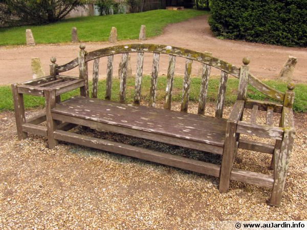 table jardin eucalyptus entretien - Agencement de jardin aux ...