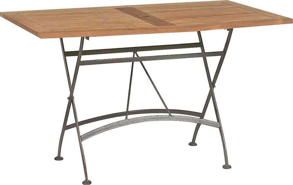 table pliante fer jardin - Agencement de jardin aux ...