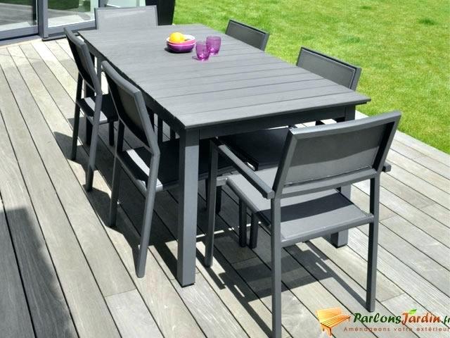 table rallonge papillon aluminium et composite - Agencement de ...