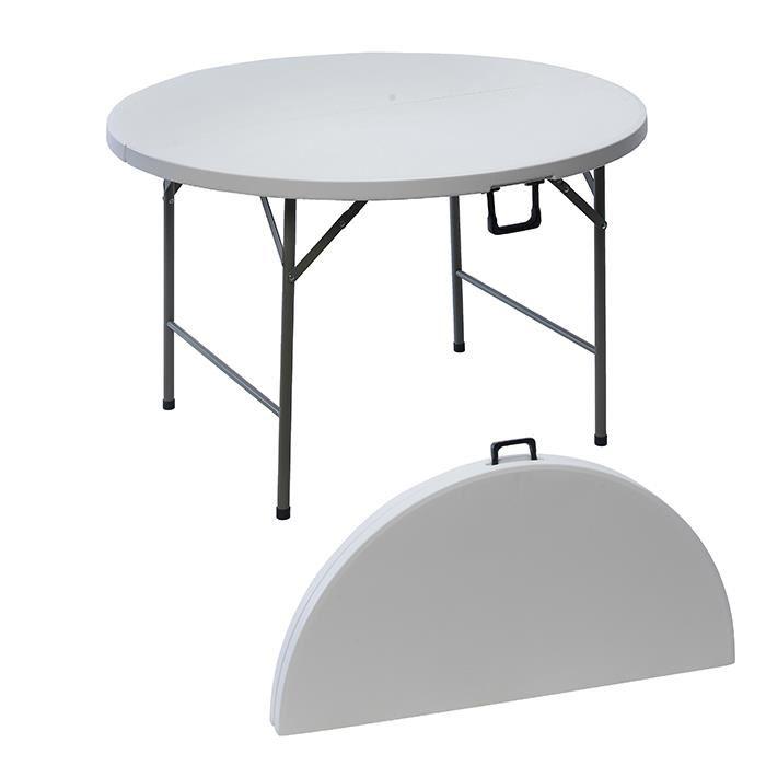 table ronde en resine agencement de jardin aux meilleurs prix