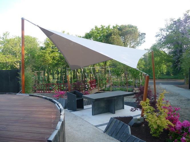 toile pour jardin  agencement de jardin aux meilleurs prix