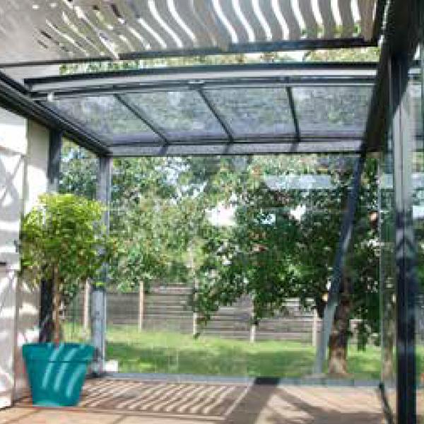 toiture pour pergola - Agencement de jardin aux meilleurs prix