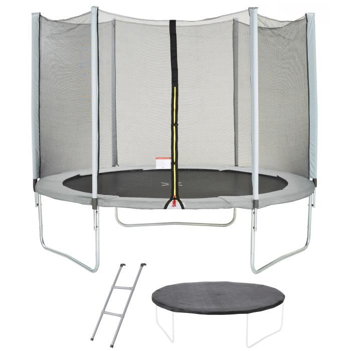 trampoline 3 metres pas cher