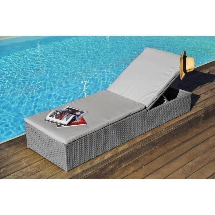 transat jardin bois pas cher agencement de jardin aux. Black Bedroom Furniture Sets. Home Design Ideas